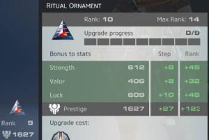 Skyforge Increase Equipment Rank