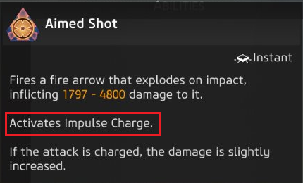 Skyforge Activate Impulse Charge