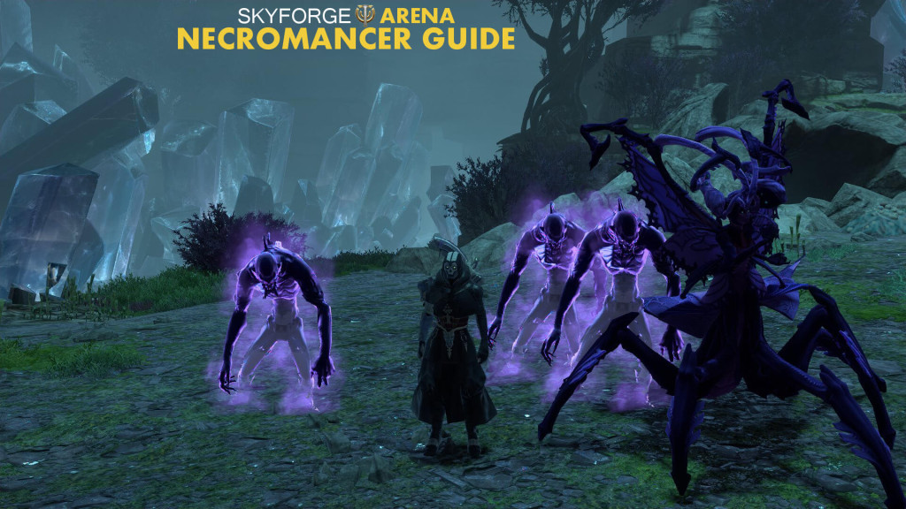 Skyforge Necromancer Guide