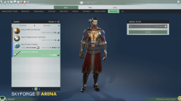 Skyforge Victors Medals Ability Set in Market