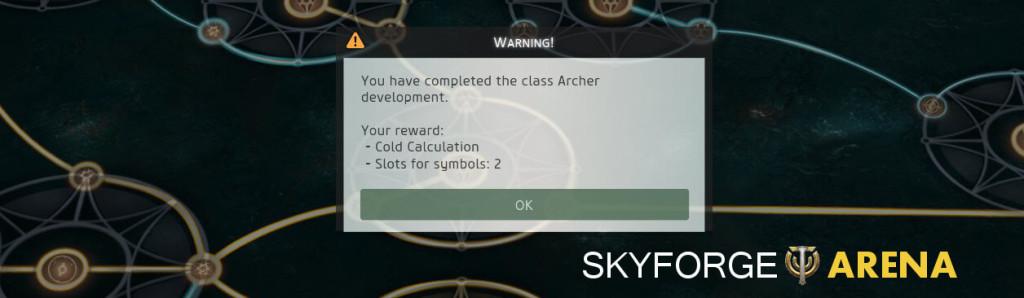 Skyforge Archer Class Mastered