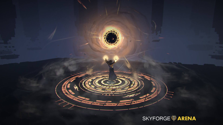 Skyforge Divine Form