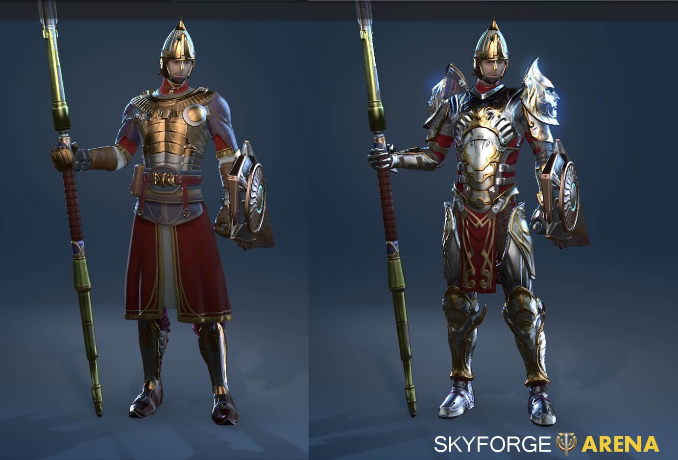skyforge character slots